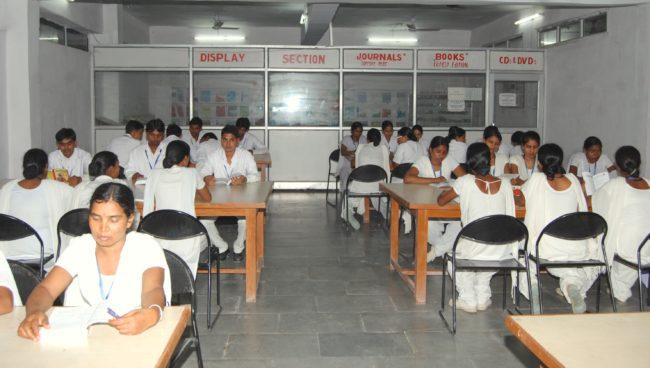 Narayan Nursing College Library